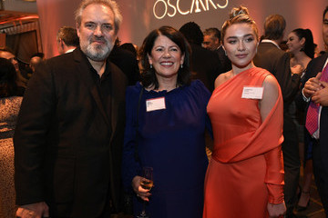 Florence Pugh 92nd Oscars Nominees Luncheon - Inside