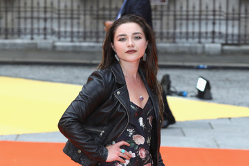 Florence Pugh Royal Academy Summer Exhibition - Preview Party Arrivals