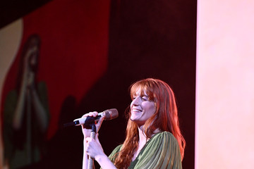 Florence Welch Alt 92.3's Not So Silent Night