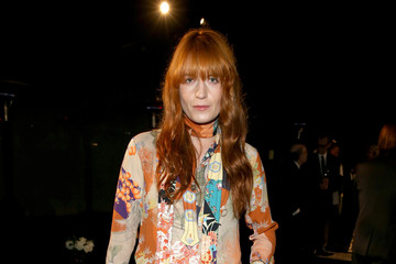 Florence Welch Inside the LACMA Art + Film Gala