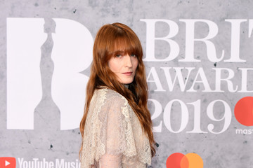 Florence Welch The BRIT Awards 2019 - Red Carpet Arrivals