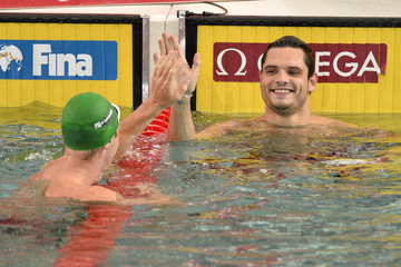 Florent Manaudou FINA/airweave Swimming World Cup 2016 - Day 1