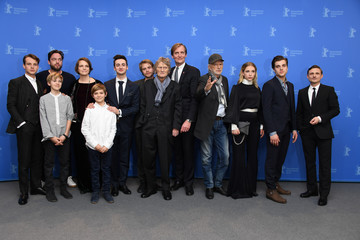 Florian Lukas 'The Silent Revolution' Photo Call - 68th Berlinale International Film Festival