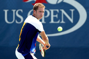 Florian Mayer 2017 US Open Tennis Championships - Day 1