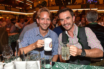 Florian Silbereisen Celebrities Enjoy Oktoberfest 2016 - Day 10
