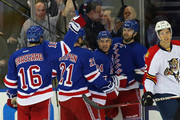 Ryan Callahan and Derek Stepan Photos Photo