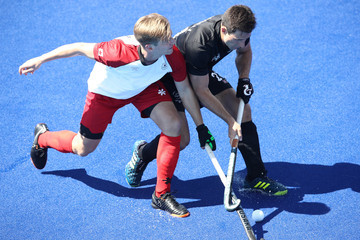 Floris van Son Hockey - Commonwealth Games Day 2