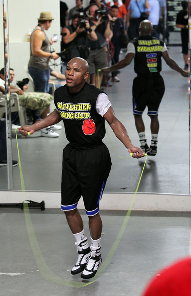 how to jump rope like floyd mayweather