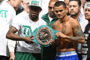 Floyd Mayweather Jr. and Marcos Maidana Photos Photo