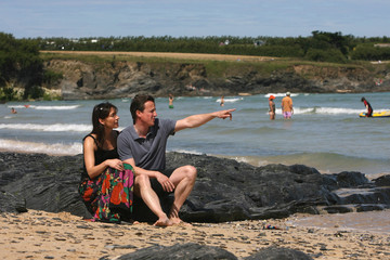 David Cameron Samantha Cameron In Focus: the Cameron Holidays - How the Prime Minister Takes a Break