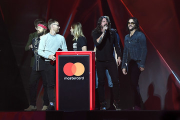 Foo Fighters The BRIT Awards 2018 - Show