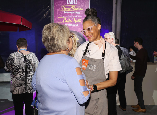 Food Network & Cooking Channel New York City Wine & Food Festival Presented By Capital One