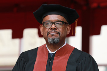 Forest Whitaker The University Of Southern California's Commencement Ceremony