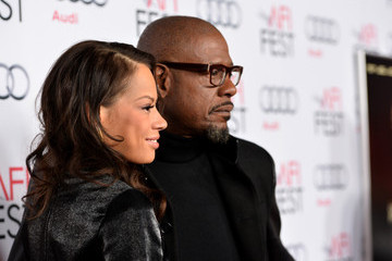 """Forest Whitaker Keisha Whitaker AFI FEST 2013 Presented By Audi Screening Of """"Out Of The Furnace"""" - Red Carpet"""