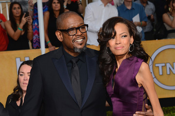 Forest Whitaker Keisha Whitaker 20th Annual Screen Actors Guild Awards - Arrivals