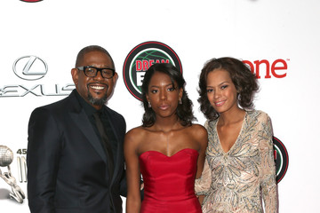 Forest Whitaker Keisha Whitaker 45th NAACP Image Awards Presented By TV One - Arrivals