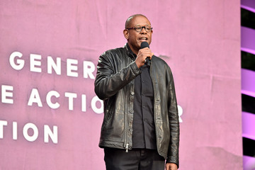 Forest Whitaker 2018 Global Citizen Festival: Be The Generation - Show