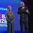 Forest Whitaker 2019 Global Citizen Festival: Power The Movement – Onstage