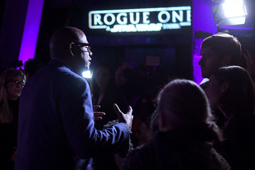 Forest Whitaker Red Carpet Arrivals Of Lucasfilm's 'Rogue One: A Star Wars Story'