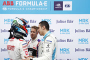 Sebastien Buemi and Jose Maria Lopez Photos Photo