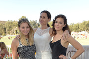 She looks stunning with Minnie Driver and Mandy Moore. - Kaley Cuoco's Celebrity Friends