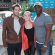 Michael Clarke Duncan Geoff Stults Photos