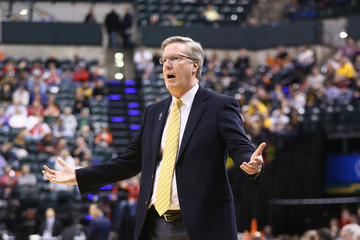 Fran McCaffery Big Ten Basketball Tournament: First Round