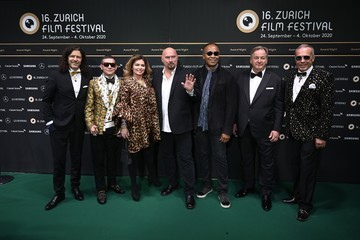 Fran Strine Award Night Green Carpet - 16th Zurich Film Festival