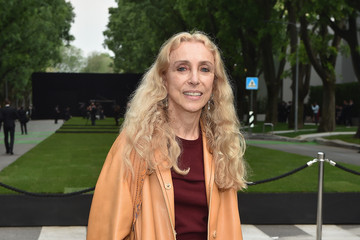 Franca Sozzani Giorgio Armani 40th Anniversary - Silos Opening And Cocktail Reception - Arrivals