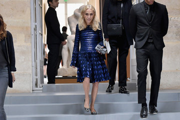 Franca Sozzani Christian Dior : Tunnel - Paris Fashion Week Womenswear Spring/Summer 2017