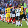 Lionel Messi Gonzalo Higuain Photos