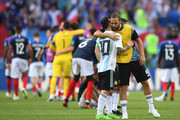 Lionel Messi Gonzalo Higuain Photos Photo