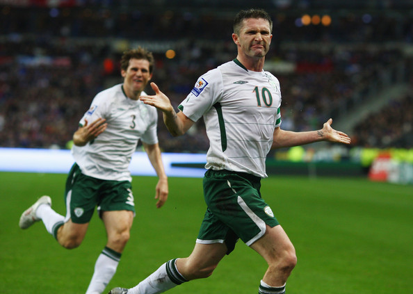 What if? Irish Eyes Look To WC2010....