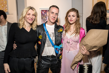 Frances Bean Cobain Other Peoples Children Launch And Store Opening