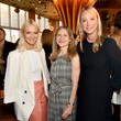 Frances Berwick E!, ELLE, And IMG Presented By TRESemmé Host NYFW Kick-Off Party - Inside