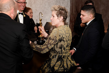 Frances McDormand 90th Annual Academy Awards - Governors Ball