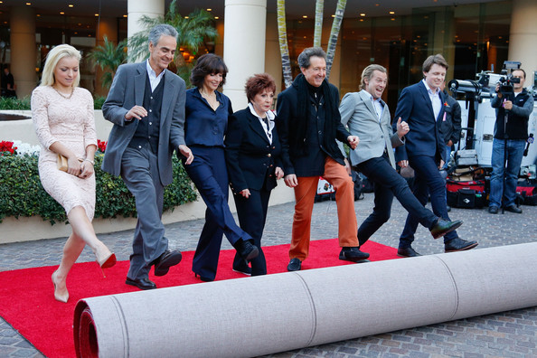 70th Annual Golden Globe Awards - Preview Day