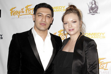 Francesca Eastwood Premiere Of Comedy Dynamics' 'The Fury Of The Fist And The Golden Fleece' - Red Carpet