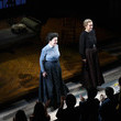 Francesca Faridany Audible Celebrates 'The Half-Life of Marie Curie' At Minetta Lane Theatre In NYC