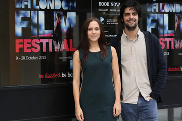 "Francesco Carril ""The Wishful Thinkers"" - Red Carpet Arrivals: 57th BFI London Film Festival"