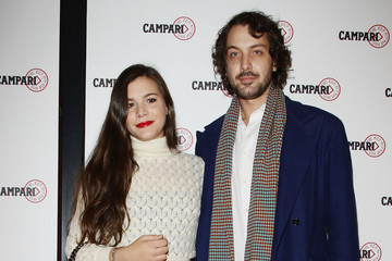 Francesco Missoni The Red Affair - Campari Calendar 2011 Party - Arrivals
