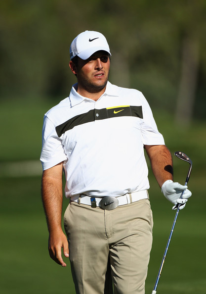 Francesco+Molinari+Madrid+Masters+Day+Th