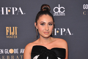 Francia Raisa Official Viewing And After Party Of The Golden Globe Awards Hosted By The Hollywood Foreign Press Association