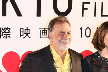 Francis Ford Coppola Arrivals at the Tokyo International Film Festival Opening Ceremony