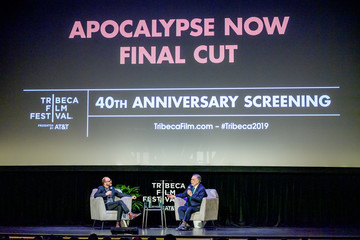 Francis Ford Coppola 'Apocalypse Now' - 40 Years And Restoration - 2019 Tribeca Film Festival
