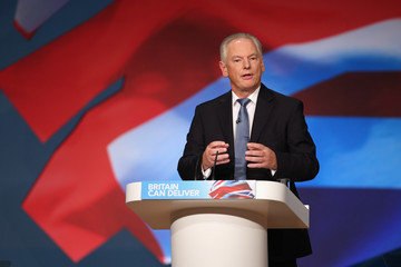 Francis Maude The Conservative Party Annual Conference Continues In Birmingham