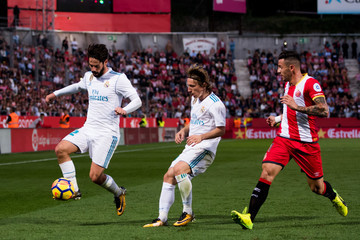 Francisco Aday Girona v Real Madrid - La Liga