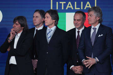 Franco Baresi Italian Olympic Committee 'Collari D'Oro' Awards