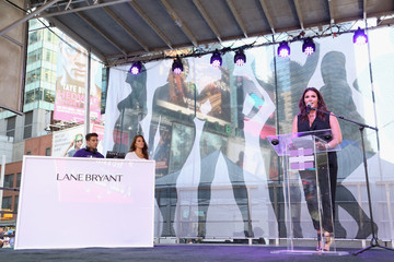 Franco V Lane Bryant Launches #PlusIsEqual Campaign