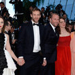 Francois Damiens Celebs Hit the Red Carpet in Cannes